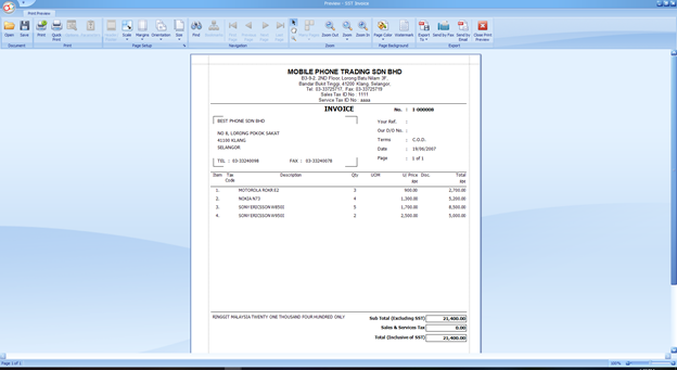 Autocount Accounting Version 1 9 1 Release Note Idynamics Software